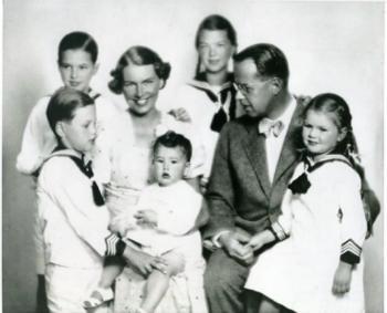 Familienbild der Familie Grohmann